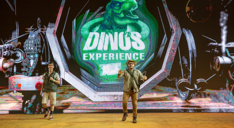 Dinos Experience